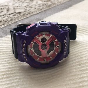 Baby - G Shock wrist watch barely used